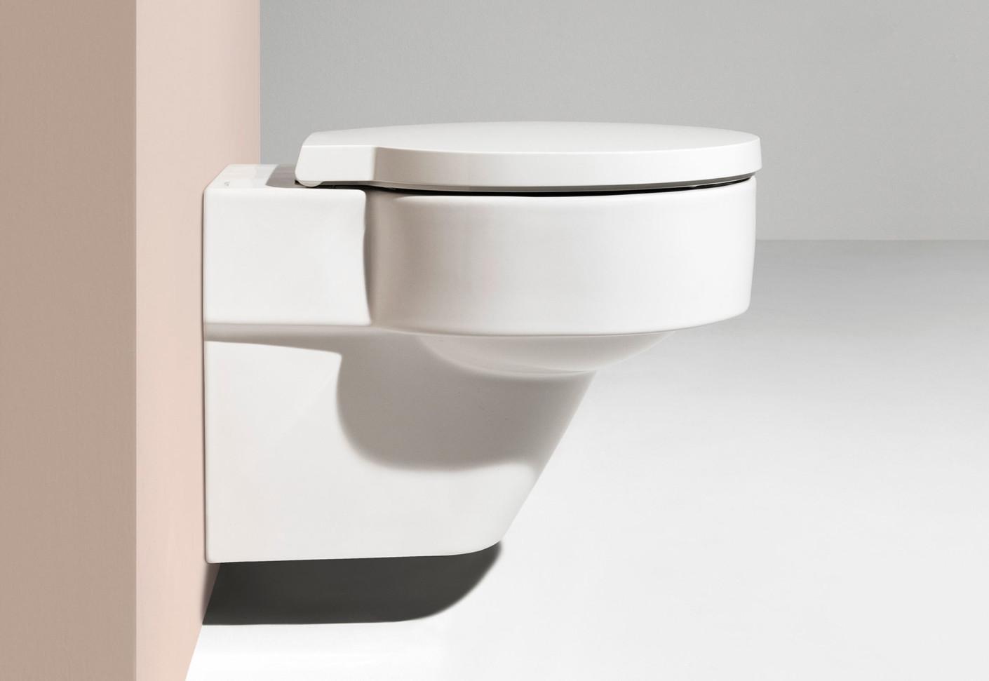 val wand wc randlos von laufen stylepark. Black Bedroom Furniture Sets. Home Design Ideas