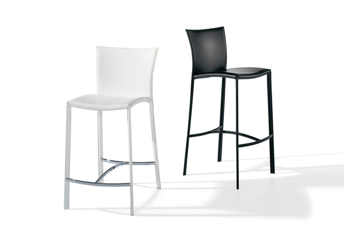 2078 nobile barhocker von draenert stylepark. Black Bedroom Furniture Sets. Home Design Ideas