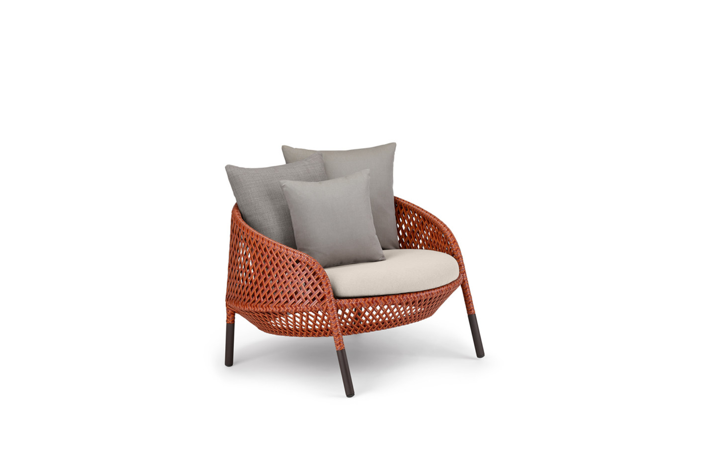 Ahnda armchair by dedon stylepark for Dedon outdoor furniture