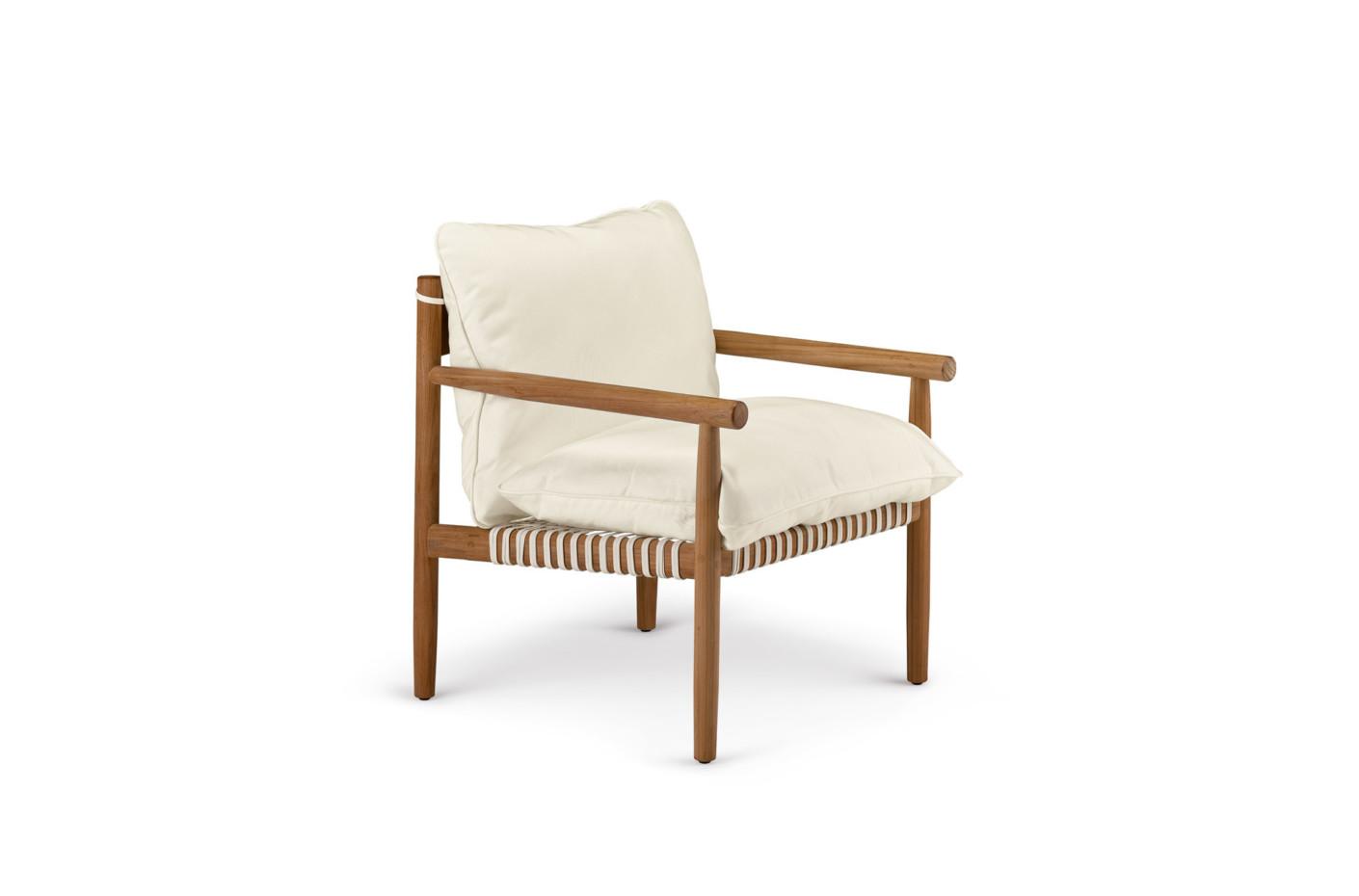 tibbo sessel von dedon stylepark. Black Bedroom Furniture Sets. Home Design Ideas