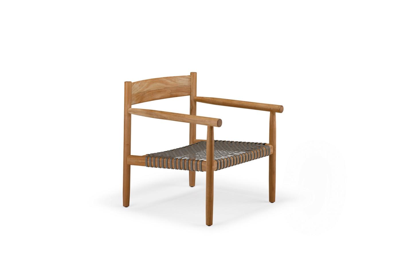 Tibbo Lounge Chair By Dedon Stylepark