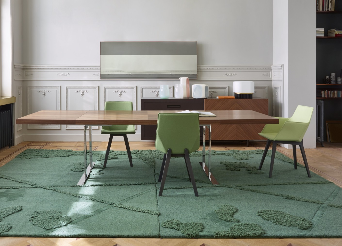 demi teintes by ligne roset stylepark. Black Bedroom Furniture Sets. Home Design Ideas