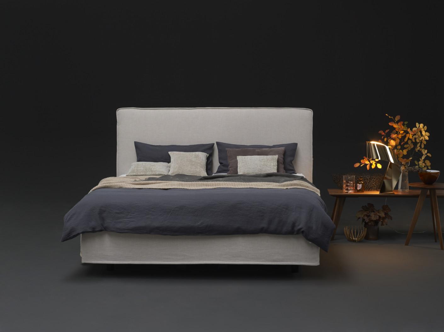 boxspring bohemian soft von m ller design stylepark. Black Bedroom Furniture Sets. Home Design Ideas