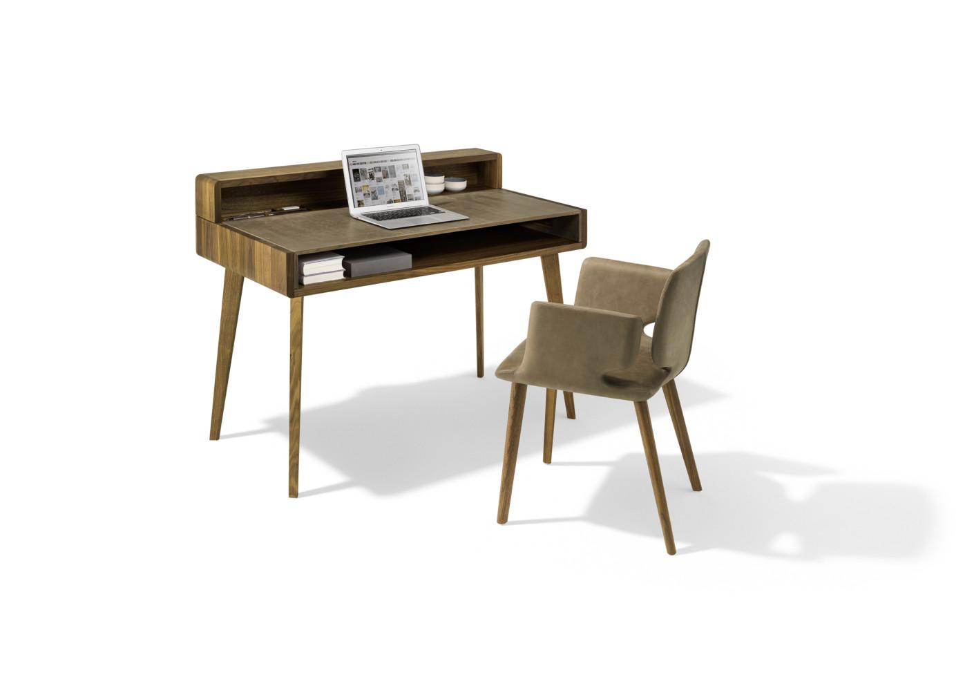 sol writing desk by team 7 stylepark. Black Bedroom Furniture Sets. Home Design Ideas