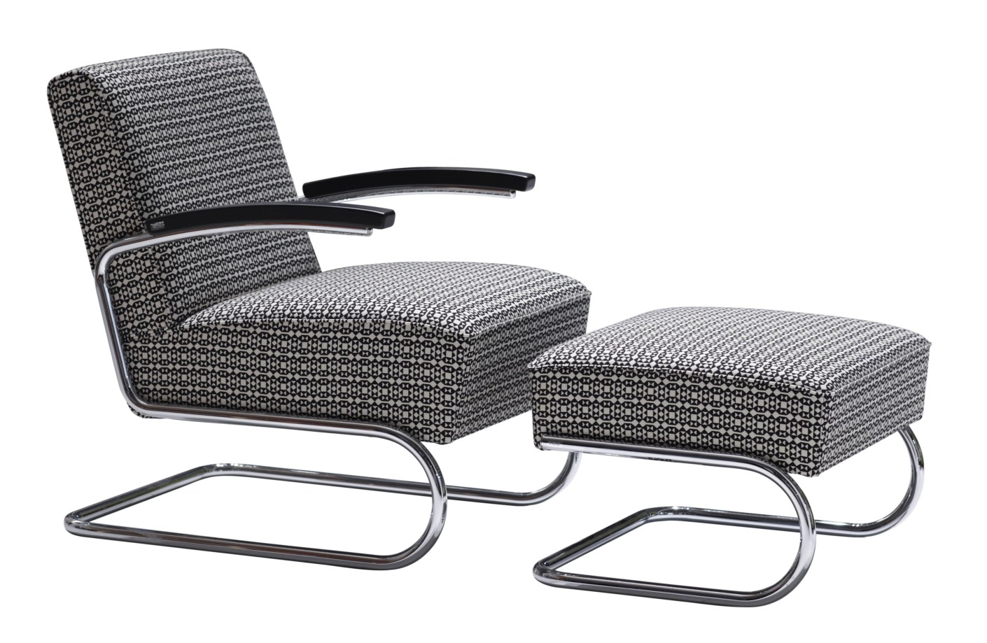s 411 von thonet stylepark. Black Bedroom Furniture Sets. Home Design Ideas