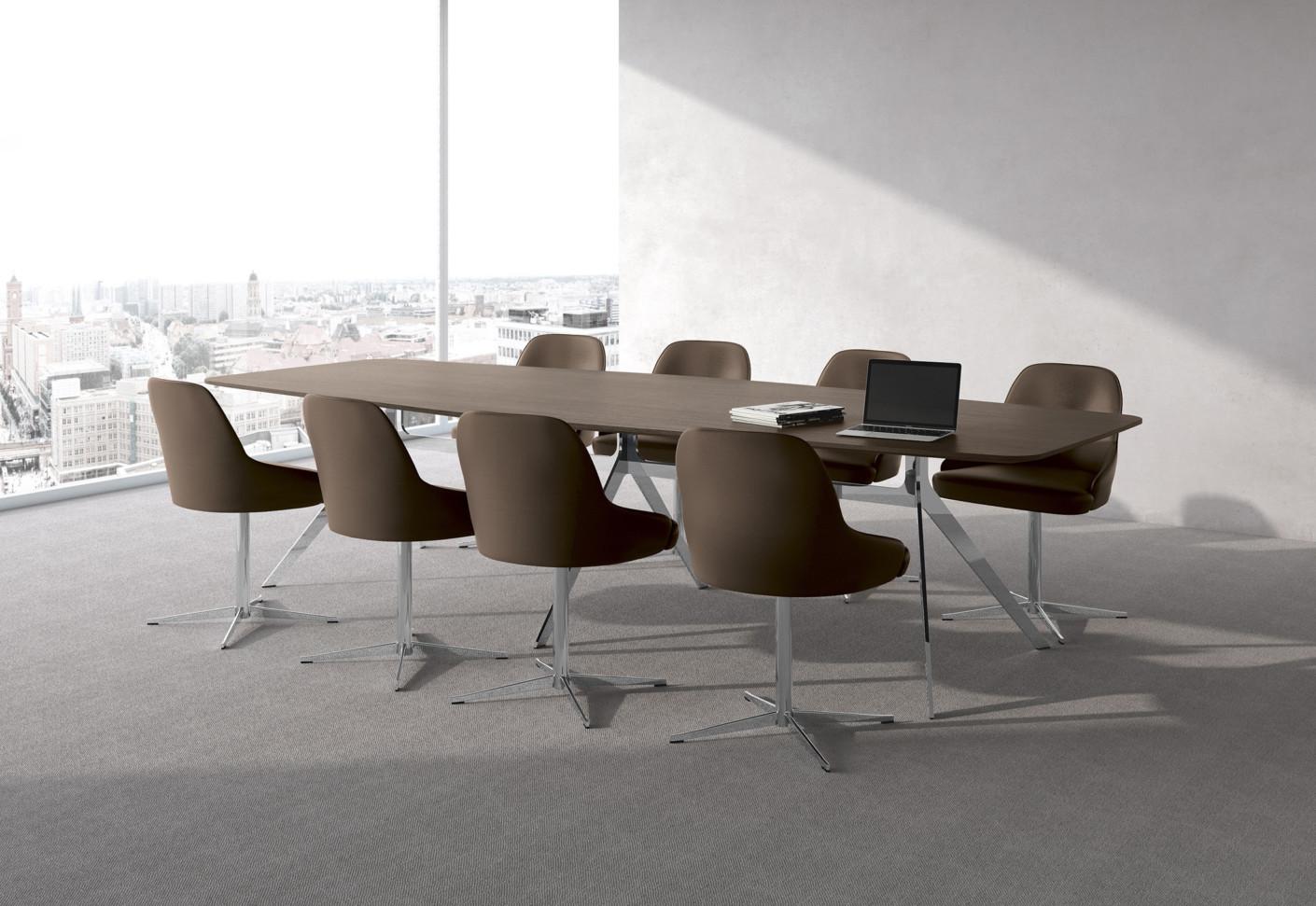 Star konferenztisch von renz stylepark for Konferenztisch design