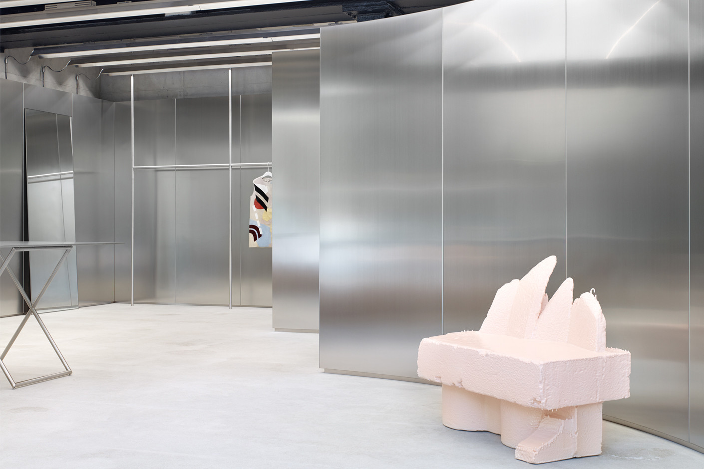 The New Signature Store Design Of Fashion Label Acne