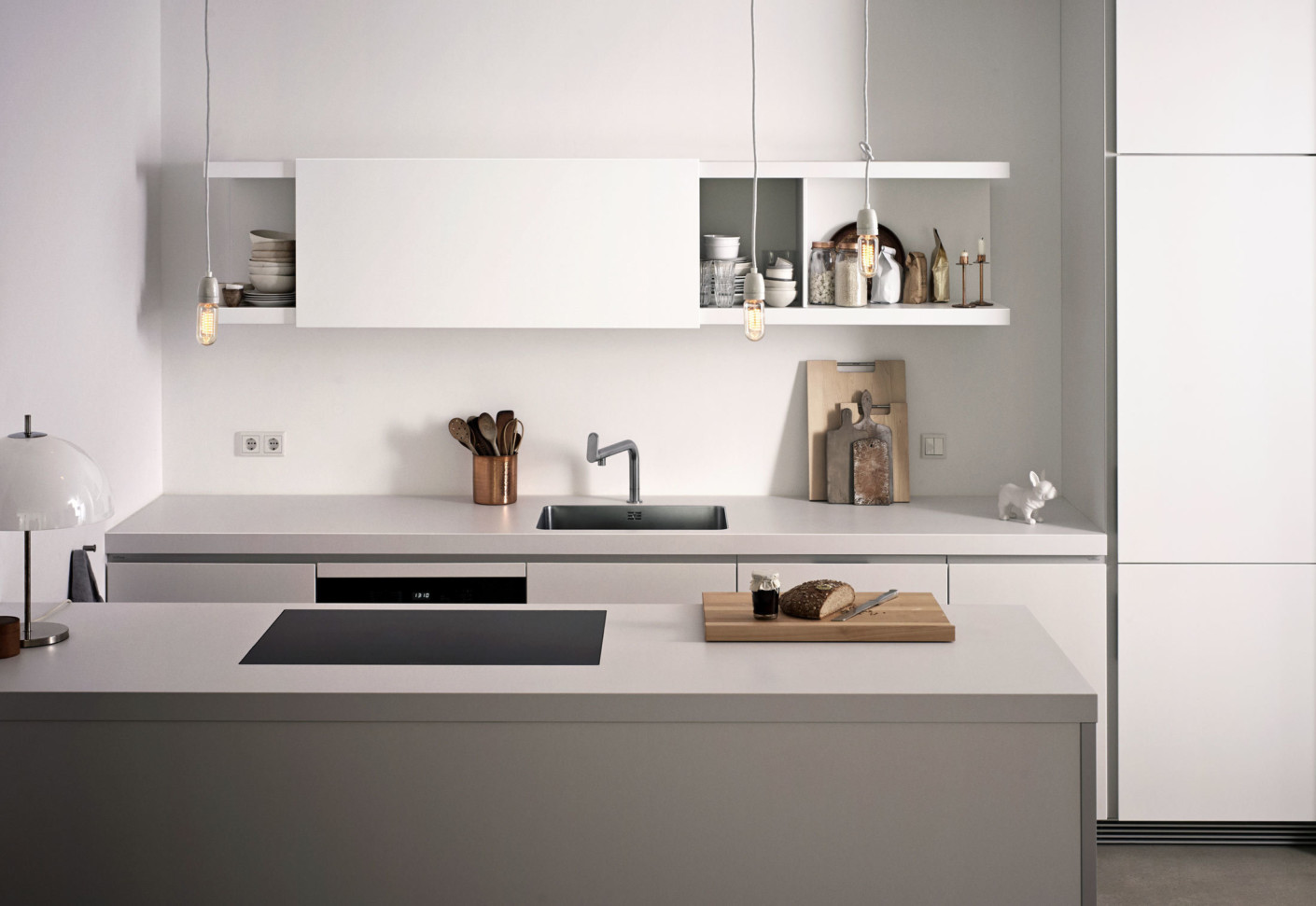 Cabinets For The Kitchen Bulthaup B1 By Bulthaup Stylepark