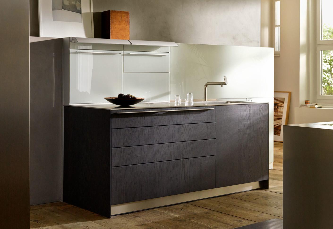 Bulthaup b3 veneer and solid wood by bulthaup stylepark - Bulthaup en ...