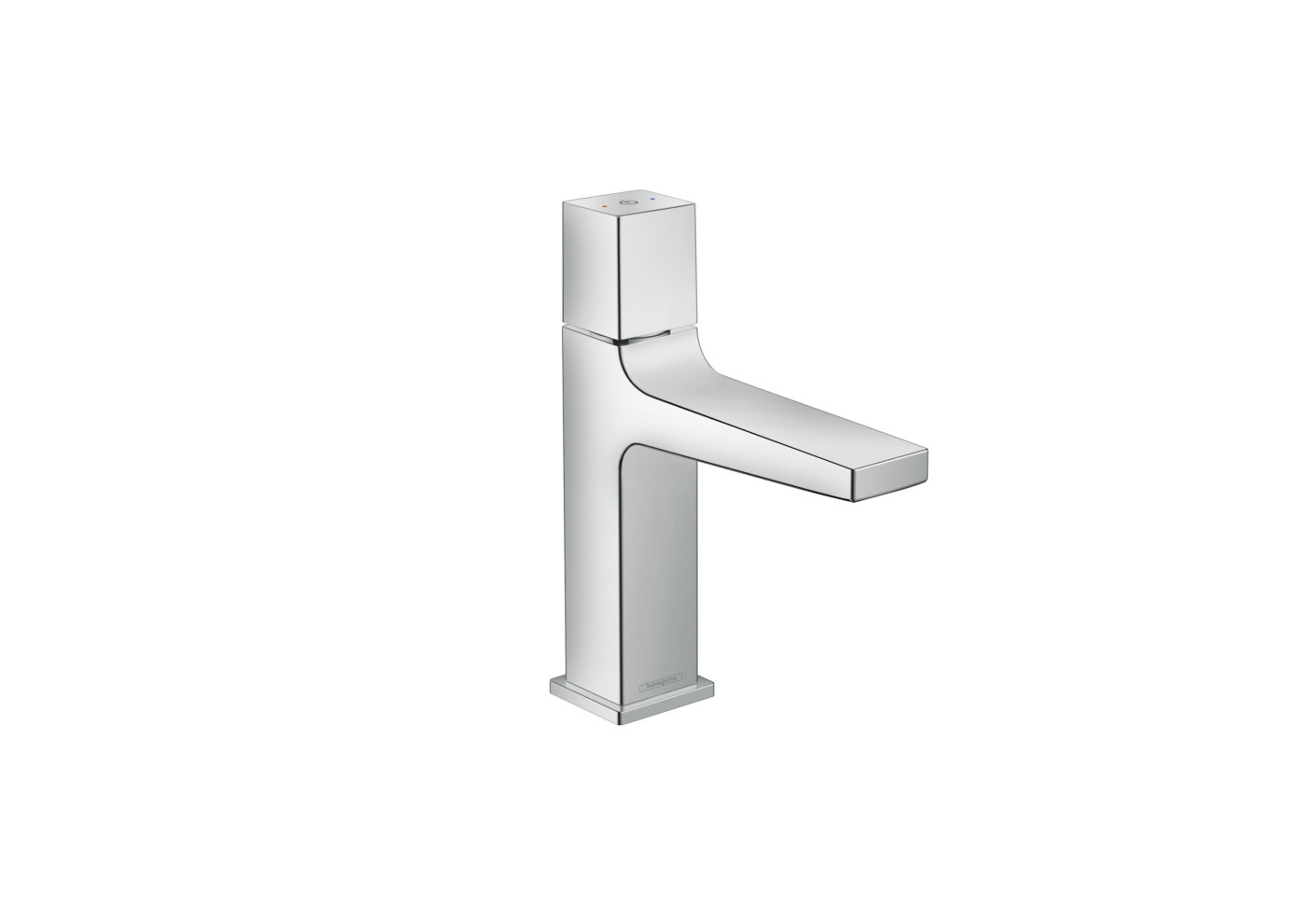 metropol select single lever washbasin mixer 110 by