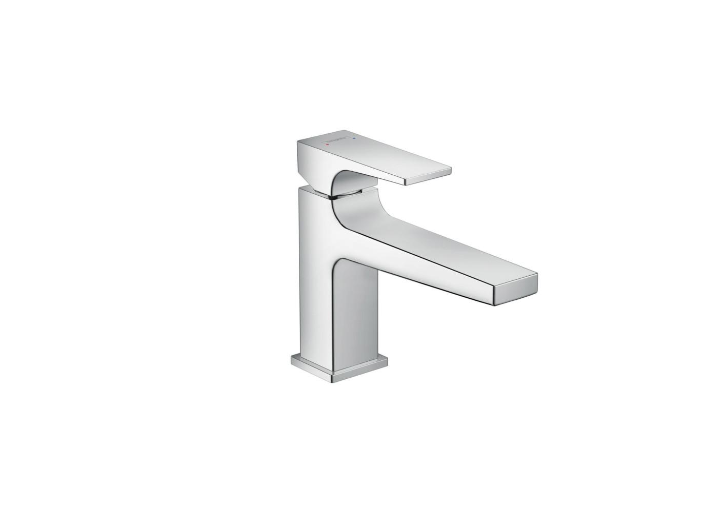 Metropol single lever washbasin mixer 100 long by Hansgrohe | STYLEPARK