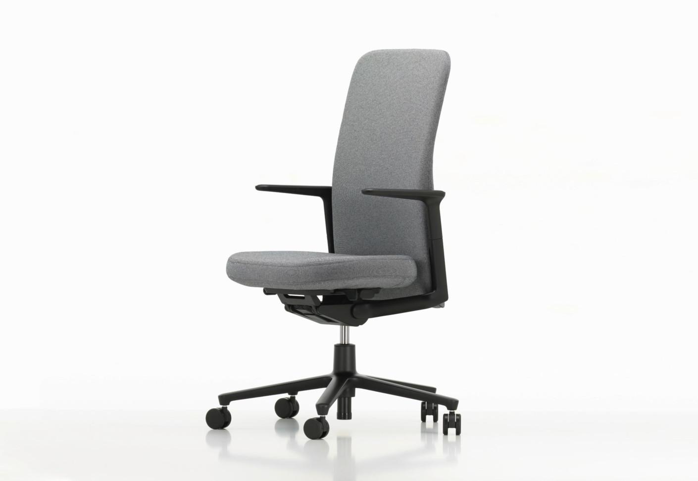 Pacific chair von vitra stylepark for Stuhl design entwicklung