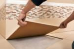 Tiling method DryMode  by  Lindner Group