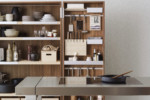 bulthaup b2 kitchen tool cabinet  by  bulthaup