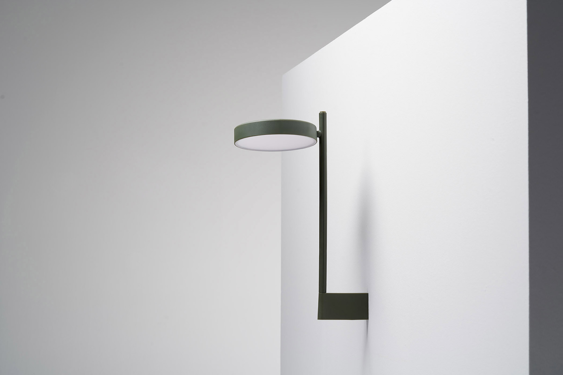 "Sam Hecht designed the luminaire series w182 ""Pastille"" by Wästberg– and relied on a trailblazing polymer material."