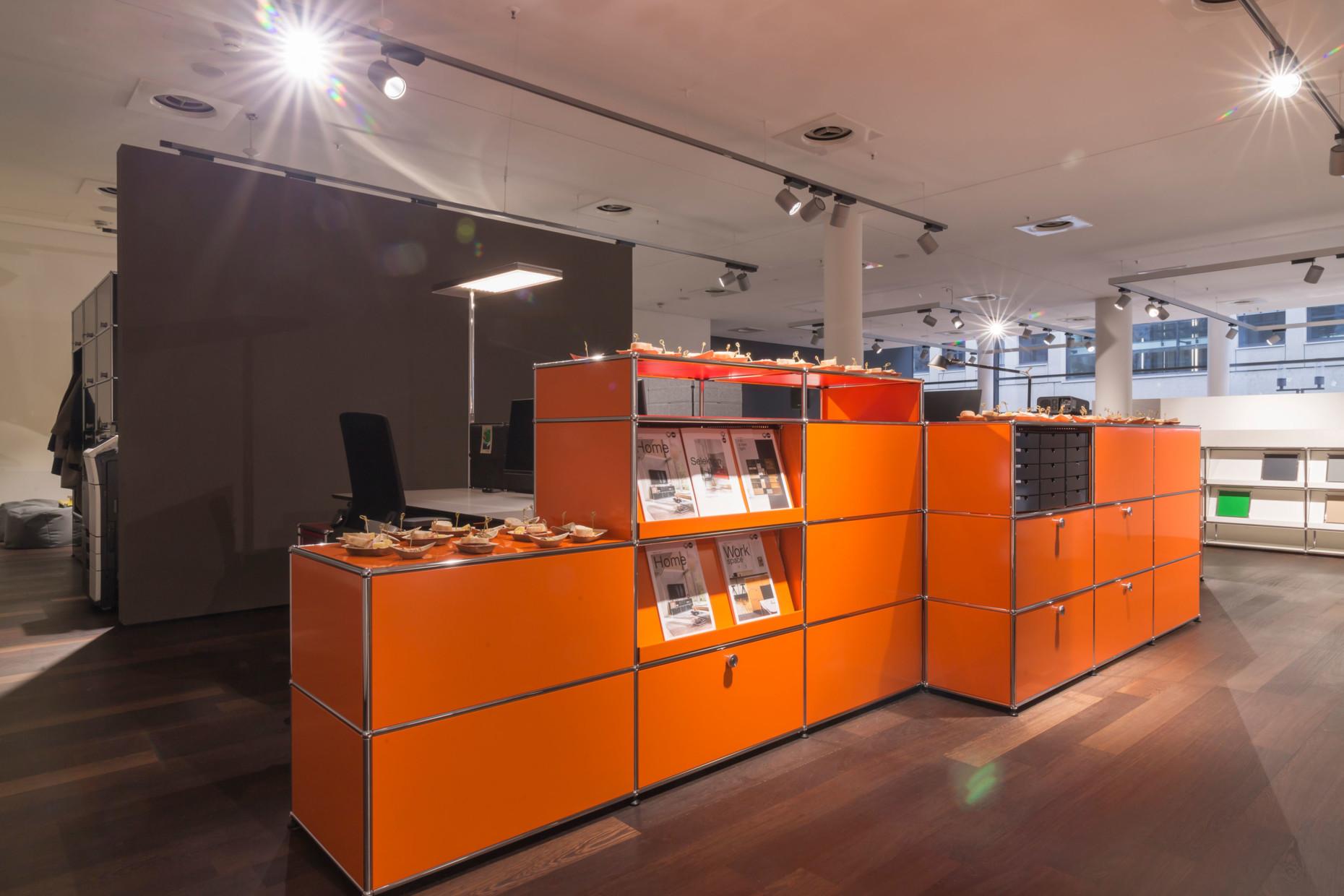Usm x Retail Naef Stylepark