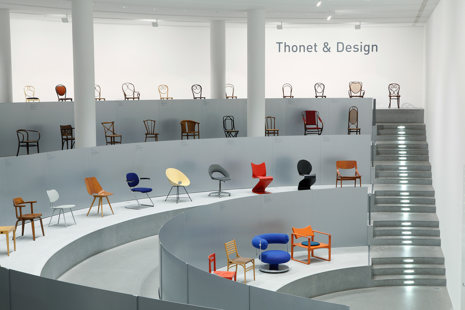 The New Collection Has Opened The Exhibition Thonet Design Stylepark