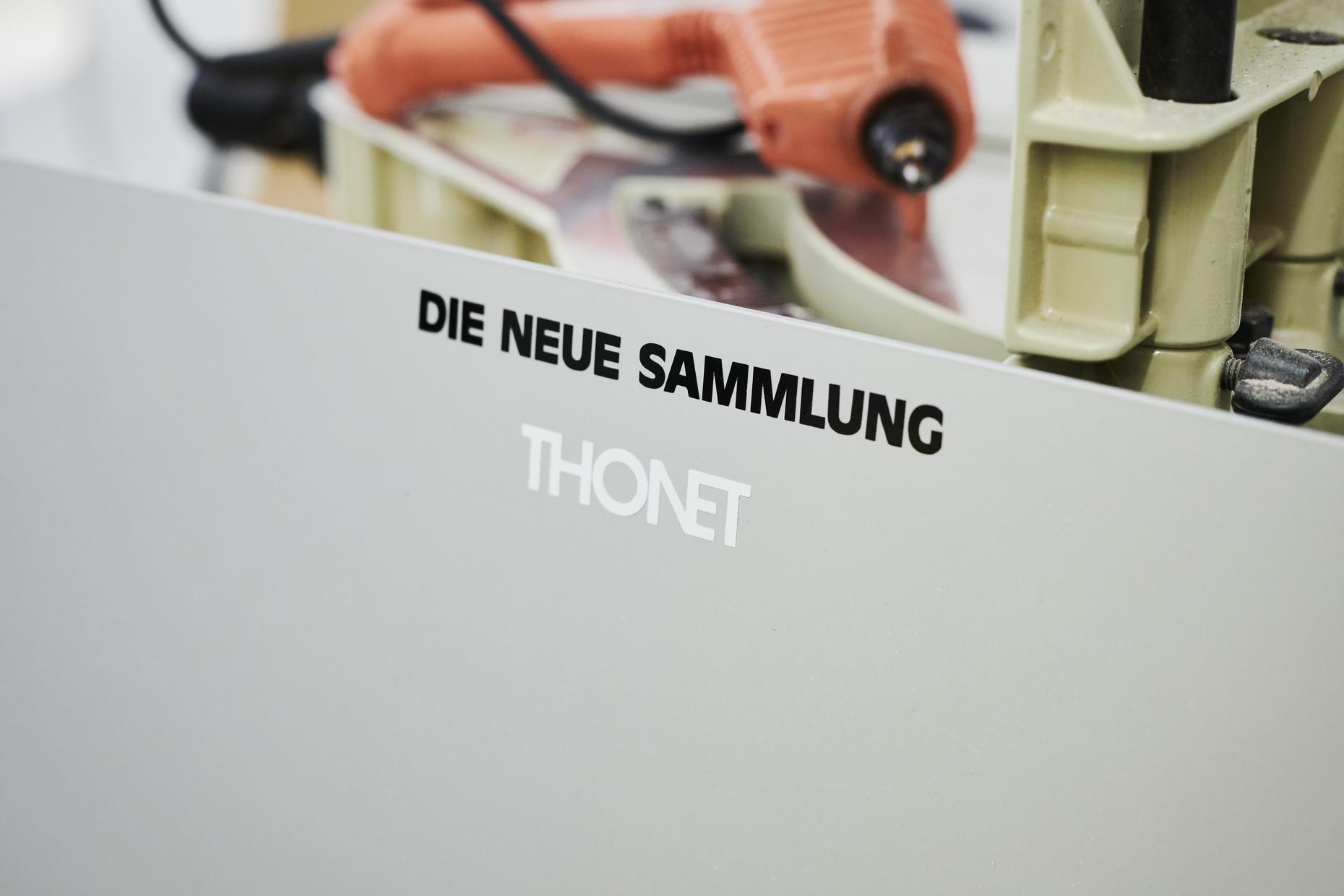 Die Neue Sammlung In Munich Shows Thonet Design Stylepark