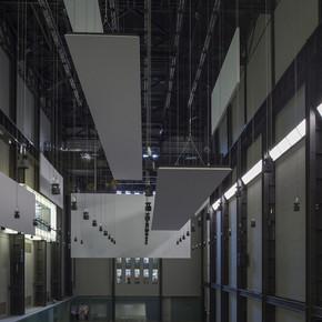 Installation Anywhen, Philippe Parent, Turbinenhalle Tate Modern