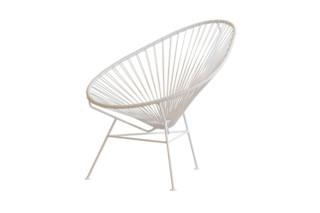 Acapulco Chair Classic Blanco  von  ACAPULCO DESIGN