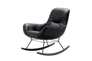 Leya Rocking Lounge Chair  von  Freifrau
