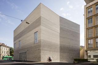 Neubau Kunstmuseum Basel   von  Petersen Tegl
