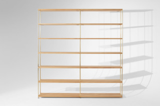 S3 shelf system  by  TECTA