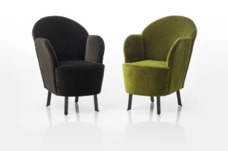 Floret armchair  by  Brühl