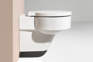 Val wall-hung WC, rimless  by  Laufen
