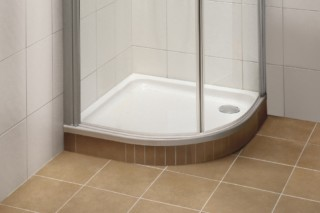 Shower tray quadrant O.novo  by  Villeroy&Boch Bath&Wellness