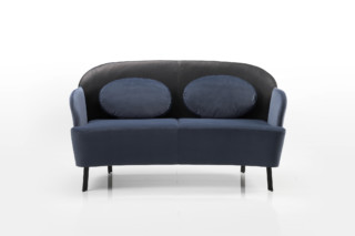 Floret two-seater sofa  by  Brühl