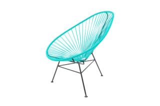 Acapulco Chair Classic Aqua Verde  von  ACAPULCO DESIGN