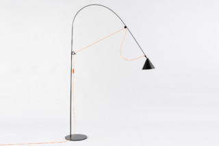 Ayno standing lamp  by  Midgard