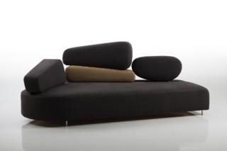 Mosspink Sofa  von  Brühl