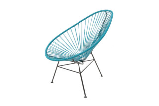 Acapulco Chair Classic Petrol  by  ACAPULCO DESIGN