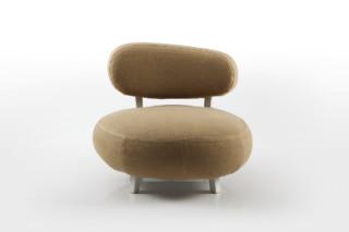 Mosspink Sessel  von  Brühl