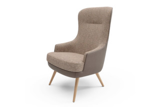 375 relaxchair  by  Walter Knoll
