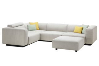 Soft Modular sofa  by  Vitra