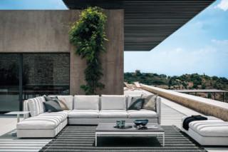 DOUBLE sofa system  by  Roda