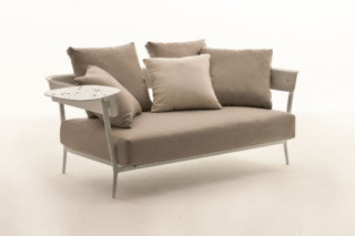 Aikana 2-seater sofa  by  Fast