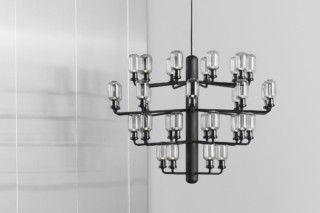 Amp chandalier  by  Normann Copenhagen