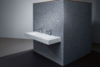 BETTEAQUA Wall Mounted Washbasin  by  Bette