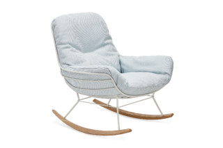 Leyasol Rocking Lounge Chair  by  Freifrau