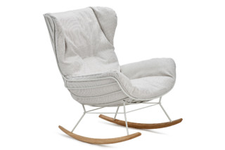 Leyasol Rocking Wingback Chair  by  Freifrau
