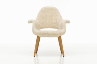 Organic Chair Sheepskin Limited Edition  von  Vitra