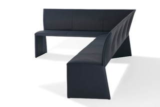 2512 Nobile bench  by  DRAENERT