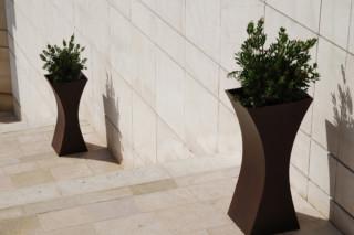 Miss Flower planter I  by  CYRIA