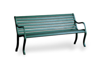 Oasi 3-Sitzer Bank  von  Fast