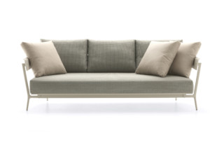 Aikana 3-seater sofa  by  Fast