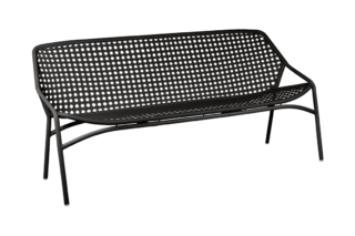 Croisette bench XL  by  Fermob